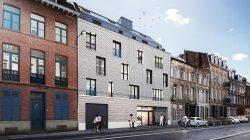 Appartement lille rue kolb